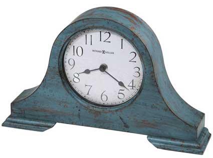 Howard Miller Tamson 635-181 Tambour Mantle Clock