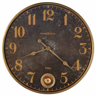 Howard Miller Union Depot 625-733 Gallery Wall Clock