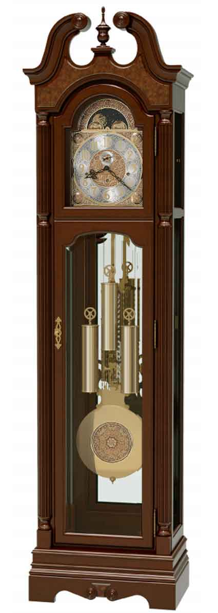 Howard Miller Wellston 611-262 Grandfather Clock