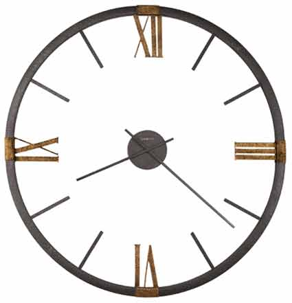Howard Miller Prospect Park 625-570 60 Inch Wall Clock