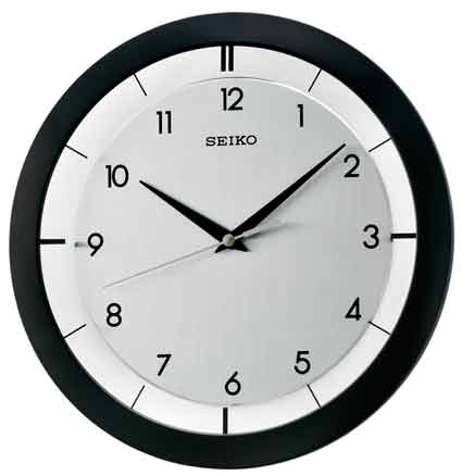 Seiko QXA520KLH Quiet Sweep Wall Clock