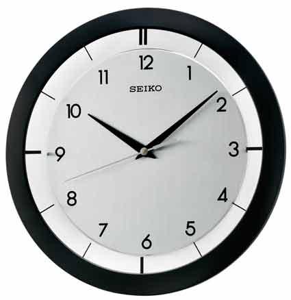 seiko qxa520klh quiet sweep wall clock