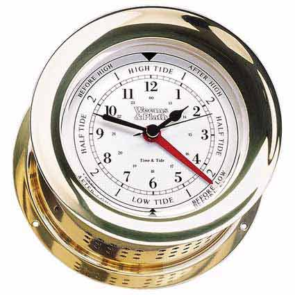 Weems and Plath 200300 Atlantis Time and Tide Clock