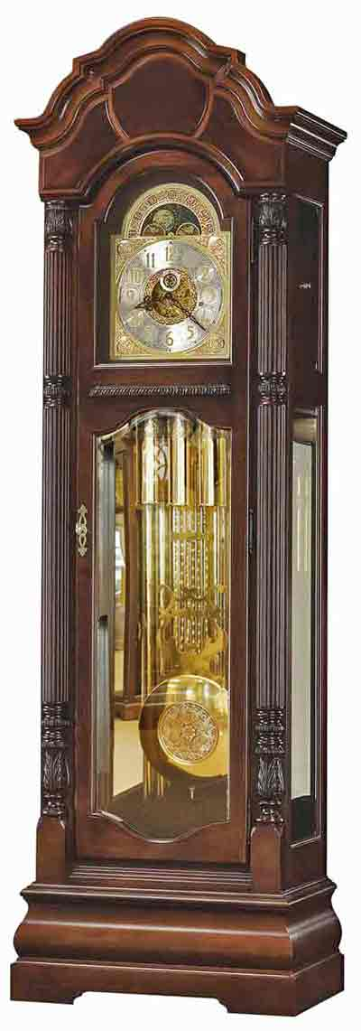 Howard Miller Tubular Chime Limited Edition Grandfather Clock