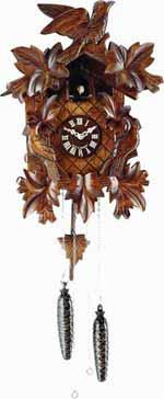 Carlsberg LS Quartz Cuckoo Clock