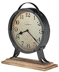 Howard Miller Gravelyn 635-197 Tabletop or Mantel Clock