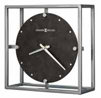 Howard Miller Finn 635-216 Non-Chiming Mantel Clock