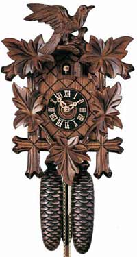 BFI8003 Black Forest 8 Day Cuckoo Clock