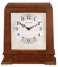 Bulova B1500 Kingston Chiming Table Clock