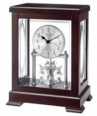 Bulova B1534 Empire Anniversary Clock