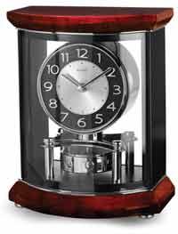 Bulova B1718 Gentry Contemporary Mantel Clock