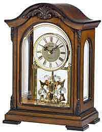 Bulova B1845 Durant II Chiming Mantel Clock