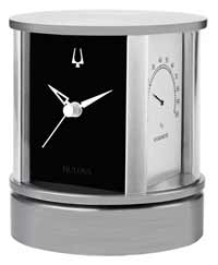 Bulova B5006 President Executive Desk Clock