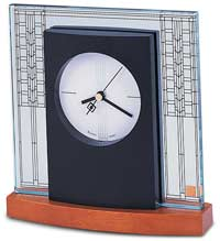 Bulova B7750 Glasner House Desk Clock
