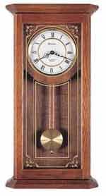 Bulova C3375 Cirrus II Wall Pendulum Clock