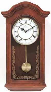 Bulova C4443 Baronet II Chiming Wall Clock