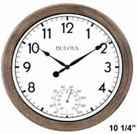 Bulova C4879 Patio Time Clock