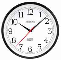 Bulova Precision C5000 CONNECT WIFI Wall Clock