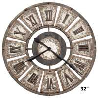 Howard Miller Edon 625-700 Wall Clock