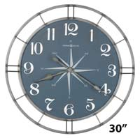 Howard Miller Compass Dial 625-744 Gallery Wall Clock