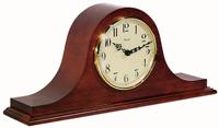 Hermle 21135-N9Q Cherry Chiming Mantel Clock