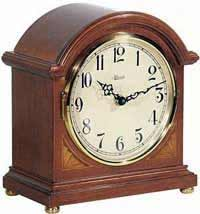 Hermle Klein Barrister 22919-N9Q Chiming Mantel Clock