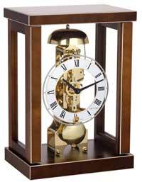 Hermle Brayden 23056-030791 Walnut Mantel Clock