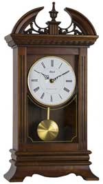 Hermle Hamilton 42010 Chiming Mantel Clock