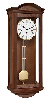 Hermle Lawrence 71001-030341 Keywound Wall Clock