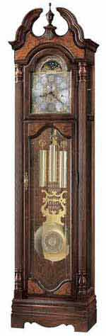 Howard Miller Langston 611-017 Grandfather Clock