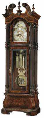 Howard Miller J.H. Miller 611-030 Grandfather Clock