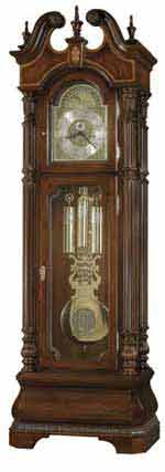 Howard Miller Eisenhower 611-066 Grandfather Clock
