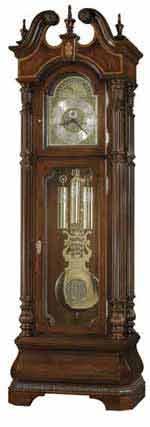 Howard Miller Eisenhower 611-066 Grandfather Clock