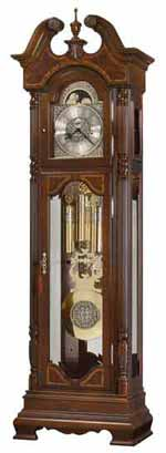 Howard Miller Polk 611-246 Presidential Grandfather Clock