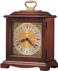Howard Miller Graham Bracket III 612-588 Quartz Chiming Mantel Clock