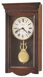 Howard Miller Eastmont 620-154 Chiming Wall Clock