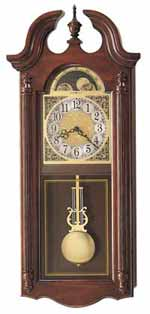 Howard Miller Fenwick 620-158 Chiming Wall Clock