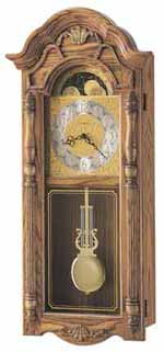 Howard Miller Rothwell 620-184 Chiming Wall Clock