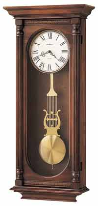 Howard Miller Helmsley 620-192 Chiming Wall Clock