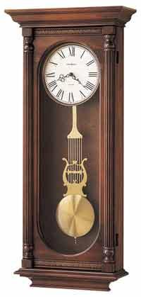 Howard Miller Helmsley 620-192 Chiming Wall Clock