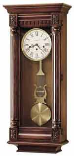 Howard Miller New Haven 620-196 Keywound Wall Clock
