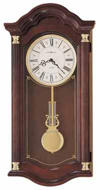 Howard Miller Lambourn 620-220 Chiming Wall Clock