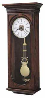 Howard Miller Earnest 620-433 Keywound Wall Clock