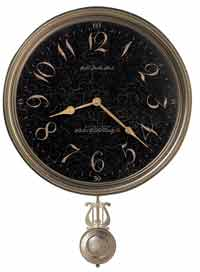 Howard Miller Paris Night 620-449 Wall Clock