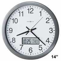 Howard Miller Chronicle 625-195 Wall Clock
