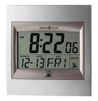 Howard Miller Techtime II 625-236 Wall Clock
