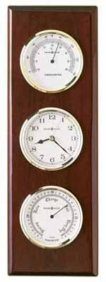 Howard Miller Shore Station 625-249 Clock, Barometer, and Thermometer.