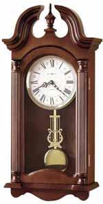 Howard Miller Everett 625-253 Chiming Wall Clock