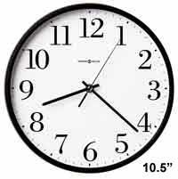 Howard Miller Office Mate 625-254 Wall Clock