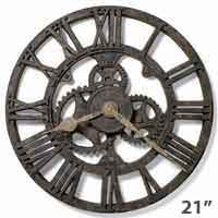 Howard Miller Allentown 625-275 Large Wall Clock